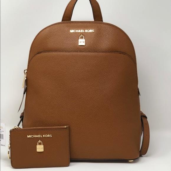 a76fd8abc5bc Michael Kors Bags   Authentic Adele Lg Backpackwallet   Poshmark